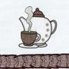 Jogo de Cozinha Fio Tinto imagem 4
