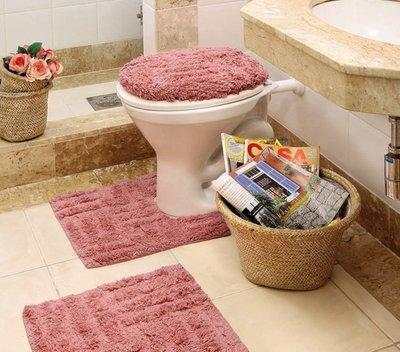 Jogo De Banheiro Carícia